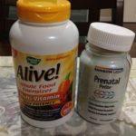 【マルチビタミン】Rainbow Light Prenatal Petite Food Based Multivitamin