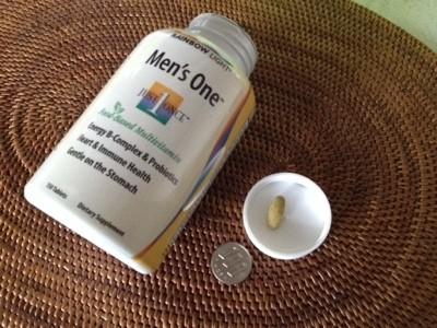 iHerbおすすめブログ-買って良かったものレインボーライトマルチビタミン
