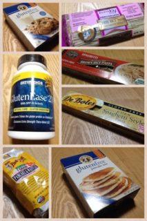 日本へ粉系の個人輸入 グルテンフリーパンケーキミックス無事税関通過しました