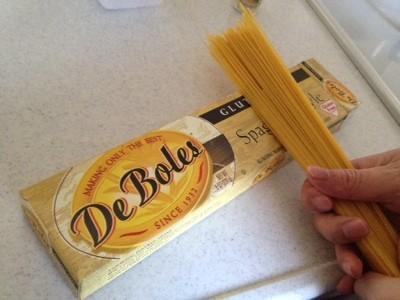 グルテンフリー パスタ! DeBoles, Gluten Free, Corn Spaghetti Style Pasta