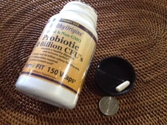 【乳酸菌】iherbで1番効いたHealthy Origins Probiotic 30 Billion CFU's