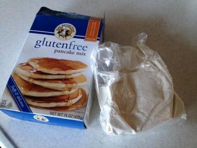 小麦アレルギーでも食べられるKing Arthur Flour Gluten Free手作りパンケーキミックス