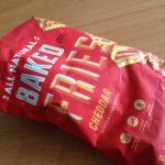 小麦アレルギー対応 Snikiddy Baked Fries Potato & Corn Snacks Cheddar Cheese めっちゃ美味しくておすすめ!