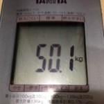 3日断食 3kg減でした 回復食中も減量目指します!