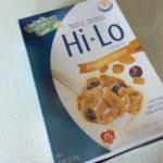 Nutritious Living, Hi Lo Cerealは低糖でトランス脂肪酸0、高タンパク・高繊維質でダイエット中におすすめです