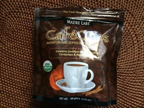 【インスタントコーヒー】 Madre Labsのオーガニックコーヒー