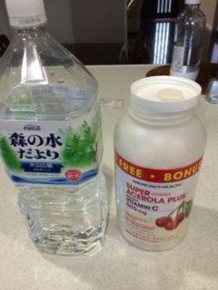 【ビタミンC】American Healthのチュアブルタイプの天然型ビタミンC