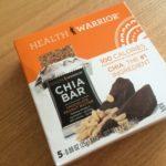 抗酸化!美容効果抜群のお菓子チアシードバー Health Warrior Inc. Chia Bar Chocolate Peanut Butter