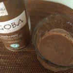 iherbビターなチョコチップ入り大人のココア