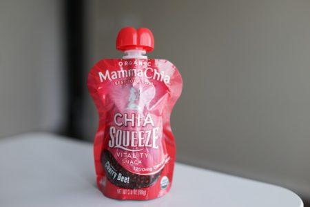 Mamma Chia にチェリー味のチアシード登場!