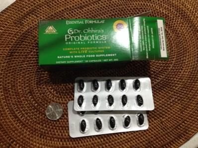 【乳酸菌】Dr.Ohhira'sProbioticsは、肌荒れには効果覿面!