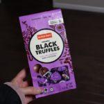 Alter Eco オーガニックダークチョコレート ブラックトリュフ が超絶美味しい!