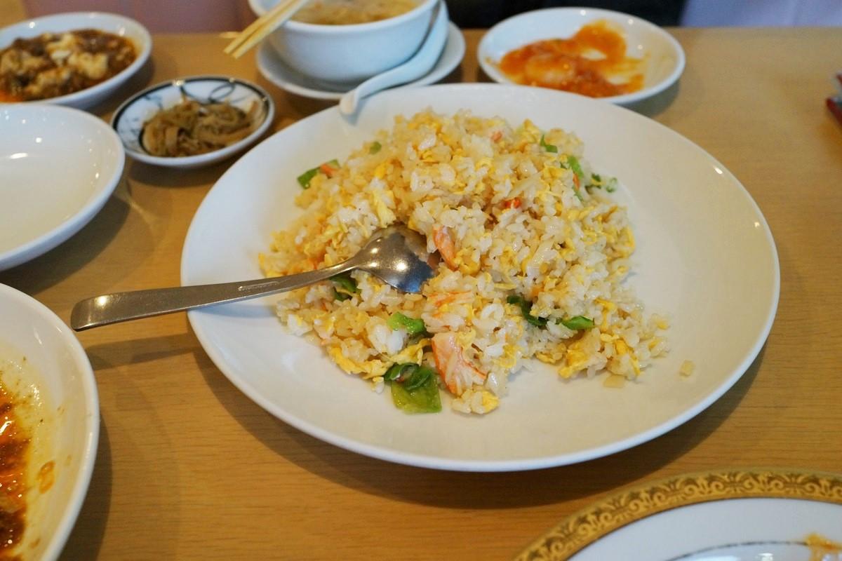 中華菜館 長安 (チョウアン)でディナー