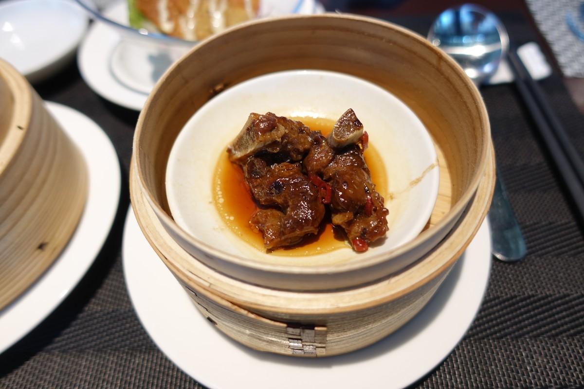 星期菜ランチメニュー NOODLE & CHINOIS 西中洲 水上公園「SHIP'S GARDEN」2F