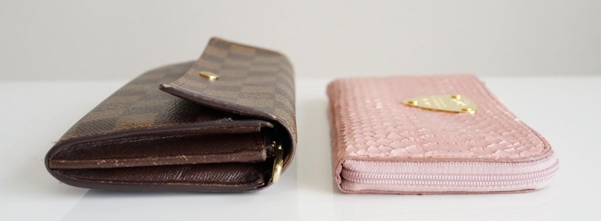 主婦にもATAOの薄くて軽くてコンパクトなL字長財布がおすすめな3つの理由 ほかの財布と比べて薄いという事の参考画像