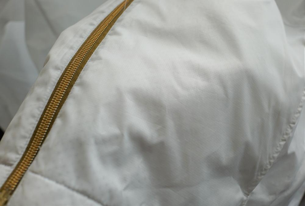 服についたゴボウの灰汁のシミを落とす方法