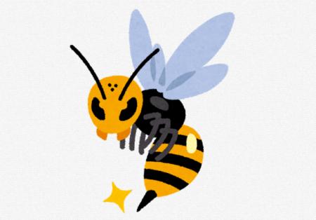 家の中に蜂が入り込んできた時の対策